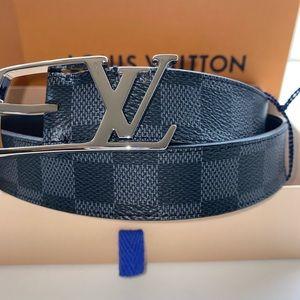 Louis Vuitton Accessories - LV Neogram 30MM Belt (Size 90)